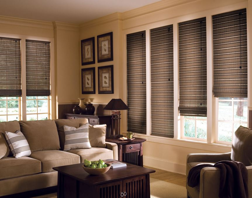 Window treatments custom home interiors solutioingenieria Image collections