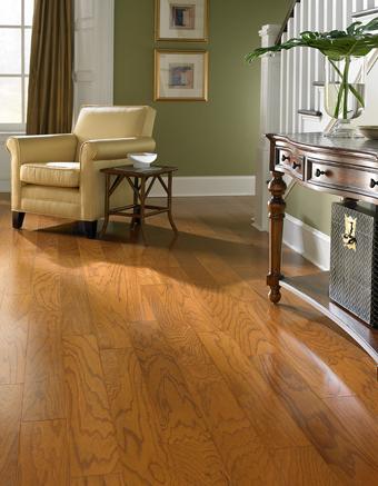 Anderson Hardwood Custom Home Interiors