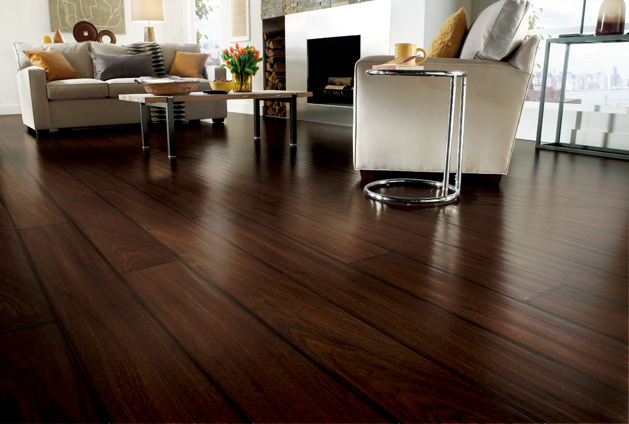 Laminate Flooring - Laminate Flooring Custom Home Interiors